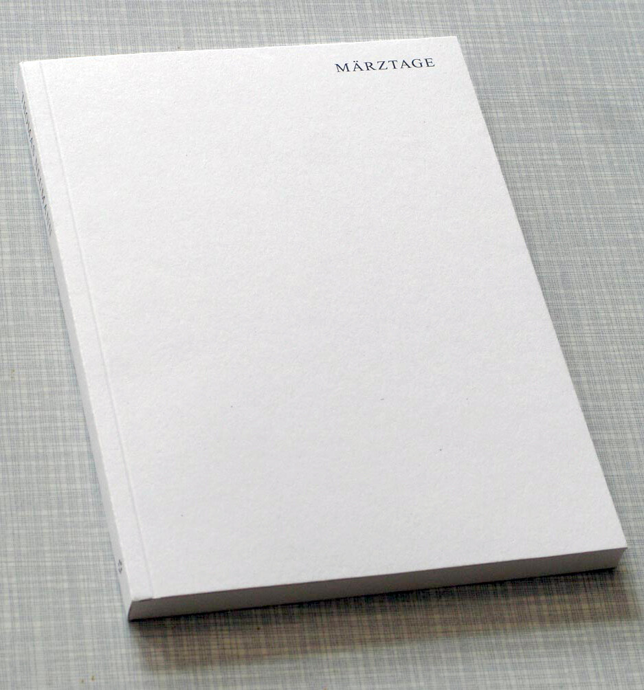 Märztage / 三月日記 , SIGNED, Revolver Publishing, 2011, free shipping (Collectors edition available)