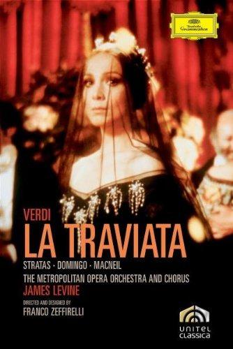 Verdi: La Traviata, Teresa Stratas, Placido Domingo, Cornell McNeill (1982)