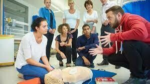 HSF First Aid Instructor