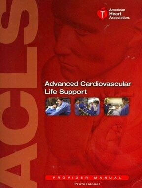 Advanced Cardiovascular Life Support (ACLS) Provider