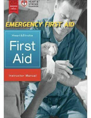 Emergency First Aid Level C