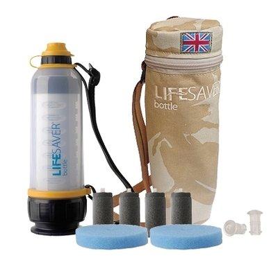 LIFESAVER® Bottle Traveller pack