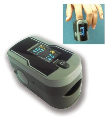 O-Two Finger Pulse Oximeter