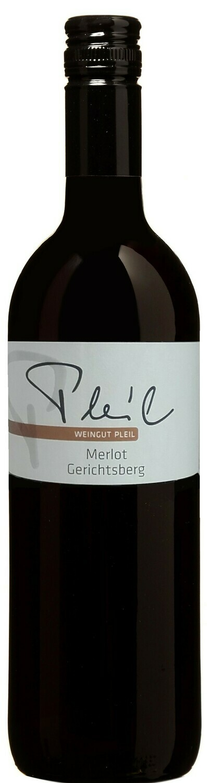 Merlot Ried Gerichtsberg, Weingut Pleil