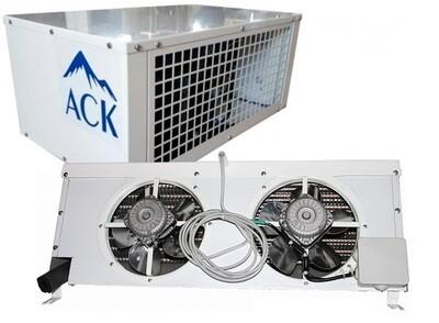 Сплит-система напольно-потолочная среднетемпературная АСК-Холод ССП-11