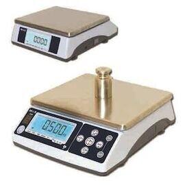 Весы электронные порционные компактные с дисплеем для клиента MAS MSC-10D