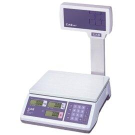 Весы эл.торговые CAS ER JR-15CBU