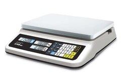 Весы эл.торговые CAS PR-15 B (LCD, II)