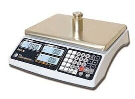 Весы электронные торговые без стойки MAS MR1-15