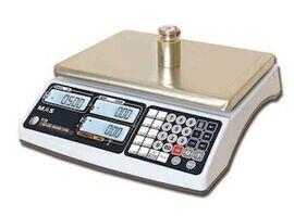 Весы электронные торговые без стойки MAS MR1-06