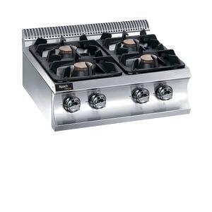 Плита газовая 700 серии Apach Chef Line GLRRG77