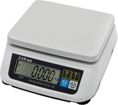 Весы эл.порционные CAS SWN-30