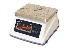 Весы электронные порционные влагостойкие MAS MSWE-03