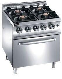 Плита газовая 900 серии Apach Chef Line GLRRG89FG