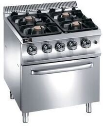 Плита газовая 900 серии Apach Chef Line GLRRG89FE