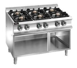 Плита газовая 900 серии Apach Chef Line GLRRG129OS