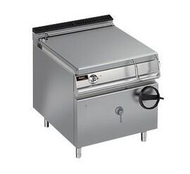 Сковорода опрокидываемая газовая 700 серии Apach Chef Line LBPG87MI
