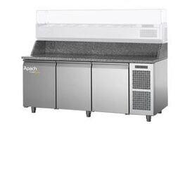 Стол холодильный для пиццы Apach Chef Line LTPZ111TUD32