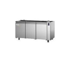 Стол холодильный для пиццы Apach Chef Line LTPPZ111NTR