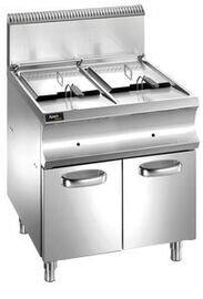 Фритюрница газовая 900 серии Apach Chef Line GLFRIG89D36CS