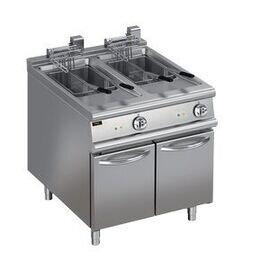 Фритюрница газовая 700 серии Apach Chef Line LFRIG87D30CS