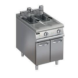 Фритюрница газовая 700 серии Apach Chef Line LFRIG67D20CS