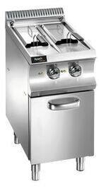 Фритюрница электрическая 900 серии Apach Chef Line GLFRIE49D16CS