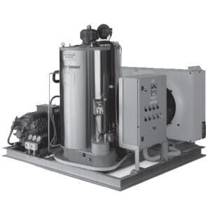 Льдогенератор Scotsman EC30 AS