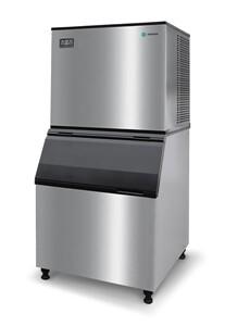 Льдогенератор Hurakan HKN-MAR300 (ЧЕШУЯ)