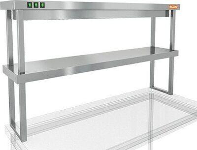 Полка тепловая двухъярусная Hicold TP2K-14,85/3