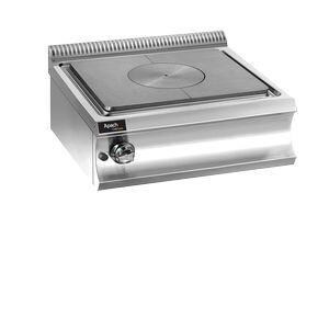 Плита со сплошной поверхностью газовая 900 серии Apach Chef Line GLRSTG89