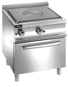 Плита со сплошной поверхностью газовая 900 серии Apach Chef Line GLRSTG89FG