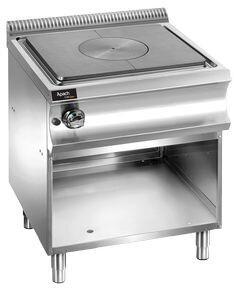 Плита со сплошной поверхностью газовая 900 серии Apach Chef Line GLRSTG89OS