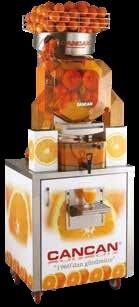 Соковыжималка д/апельсинов Cancan 38 С ЕМКОСТЬЮ