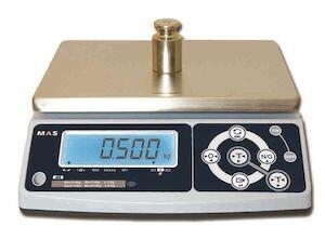 Весы электронные порционные MAS MS-25
