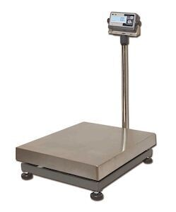 Весы электронные напольные MAS PM1B-150-4560 RS-232