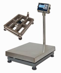 Весы электронные напольные MAS PM1H-150-4050 RS-232