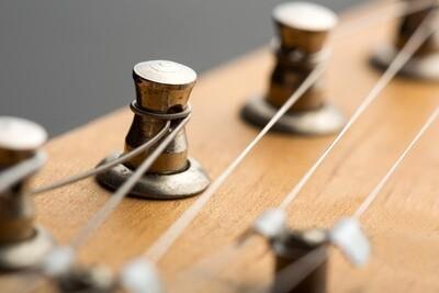 Guitar Stings for Steel String or Nylon Stringed Guitars