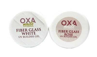 Fiber Glass White + Fiber Glass Rose  50 ml