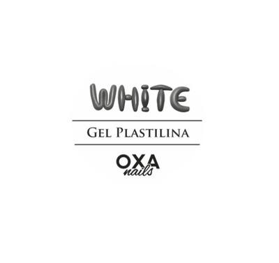 Gel plastilina Bianco