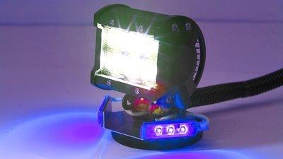 DR-1280 LED SPOT LIGHT WITH MARKER LIGHTS