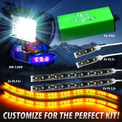 Yak Lights CUSTOM Kit - Build the perfect kit for your kayak!