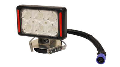 FL-1800 LED SPOT LIGHT WITH MARKER LIGHTS