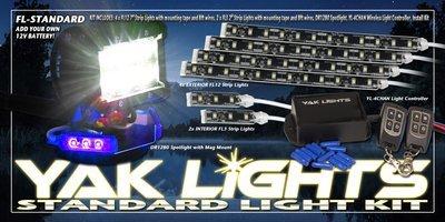 Flex Light Standard Light Kit - Spotlight, Exterior Lighting, Interior Lighting, Wireless Controller