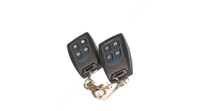 Replacement 4 Channel Key Fob for YL-4CHAN (Single)