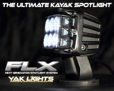 FLX LED SPOT LIGHT WITH MARKER LIGHTS