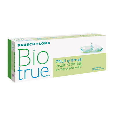 Bausch and Lomb Biotrue (Pack/ 30 Lenses)