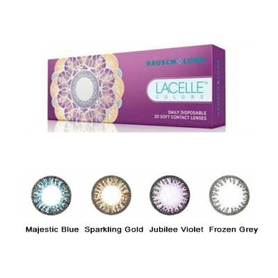 Bausch and Lomb LACELLE COLORS