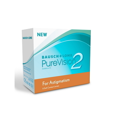Bausch & Lomb Pure Vision 2 For Astigmatism (Toric)