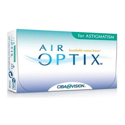 CIBA VISION AIR OPTIX for ASTIGMATISM (Toric)